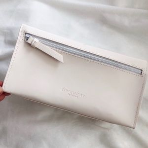 3/$25 Givenchy • Triangle Cosmetics Bag